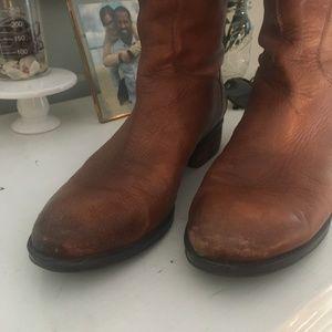 Sam Edelman Shoes - Sam Edelman leather riding boots, women size 8.5